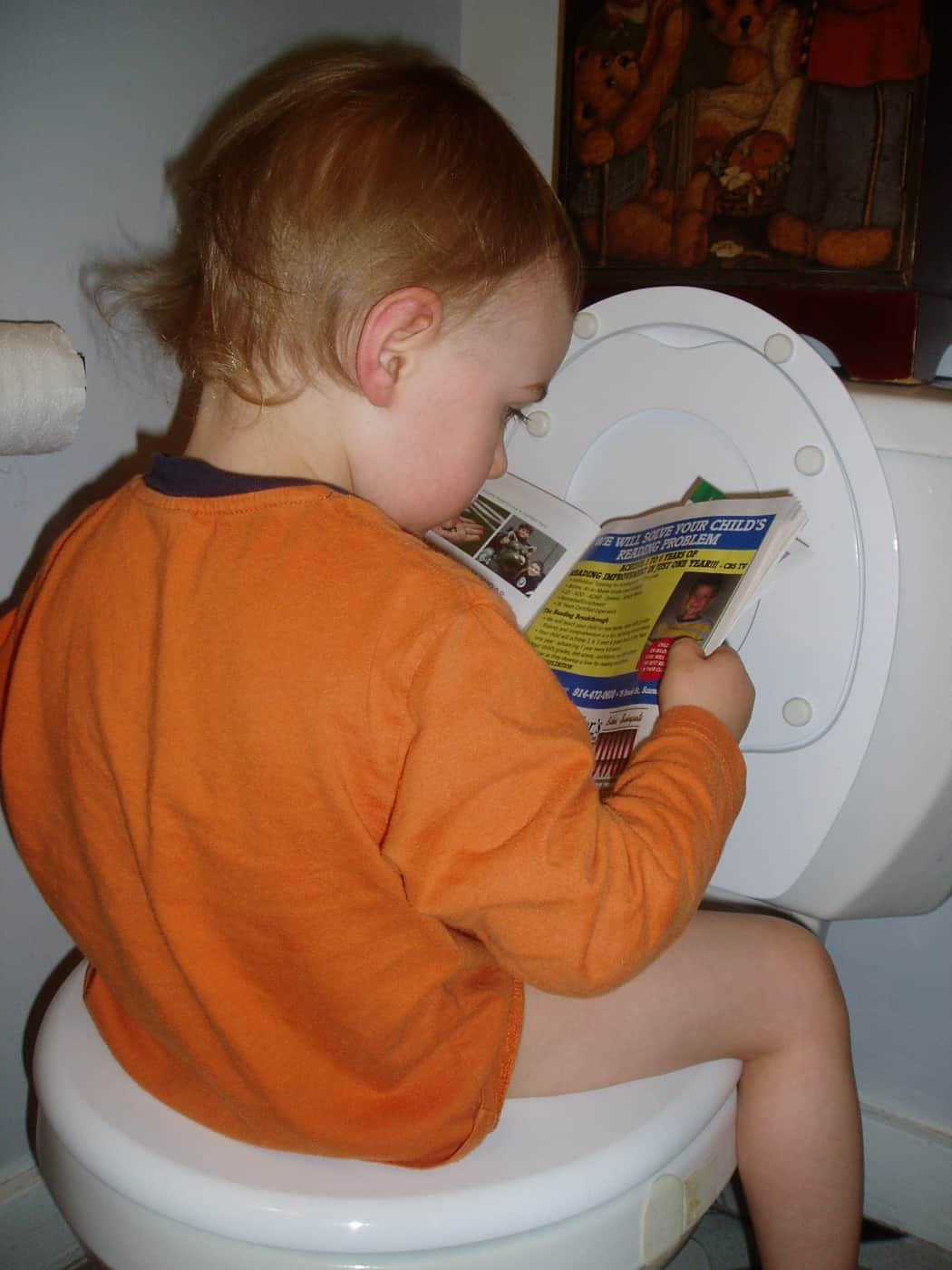 Easy Potty Training – On Their Own Terms