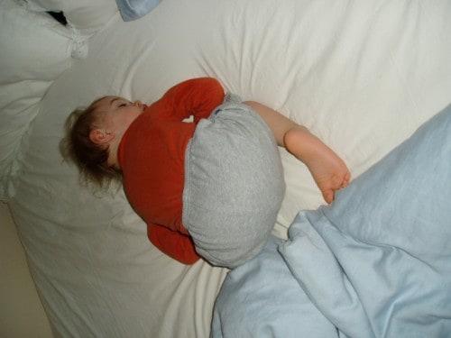 co-sleeping is safe, DagmarBleasdale.com