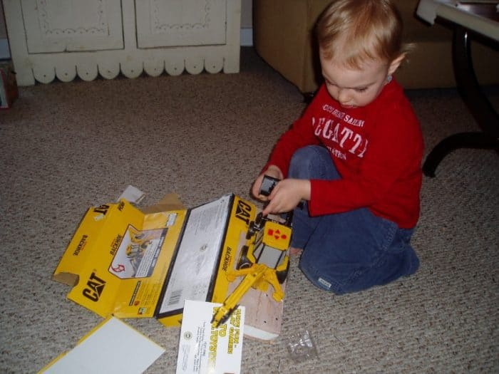 Excessive Toy Packaging Unsafe and Wasteful