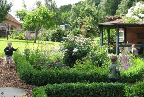 HB 6 garden run