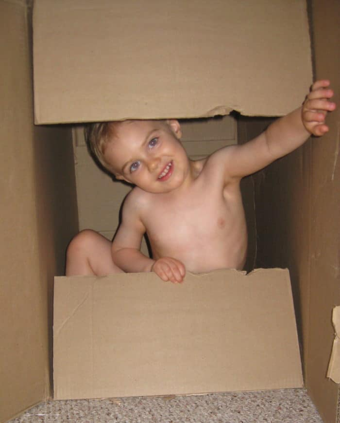 Tips for Moving with a Toddler