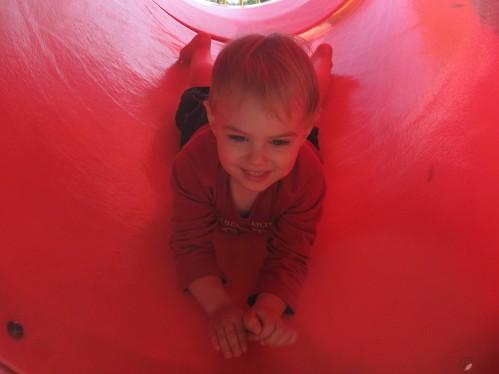 L red slide