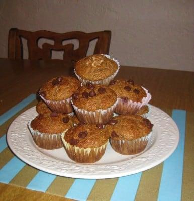 Recipe: Easy, Healthy Banana Bran Muffins | Dagmar's Home