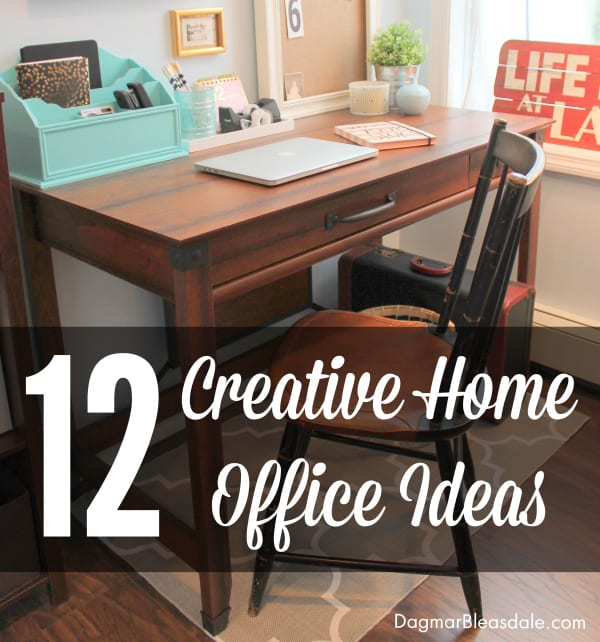 My Dream Home: 12 Creative Home Office Ideas