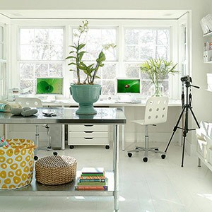 creative home office ideas. DagmarBleasdale.com