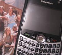 BlackBerry, iPad, or Little House on the Prairie?