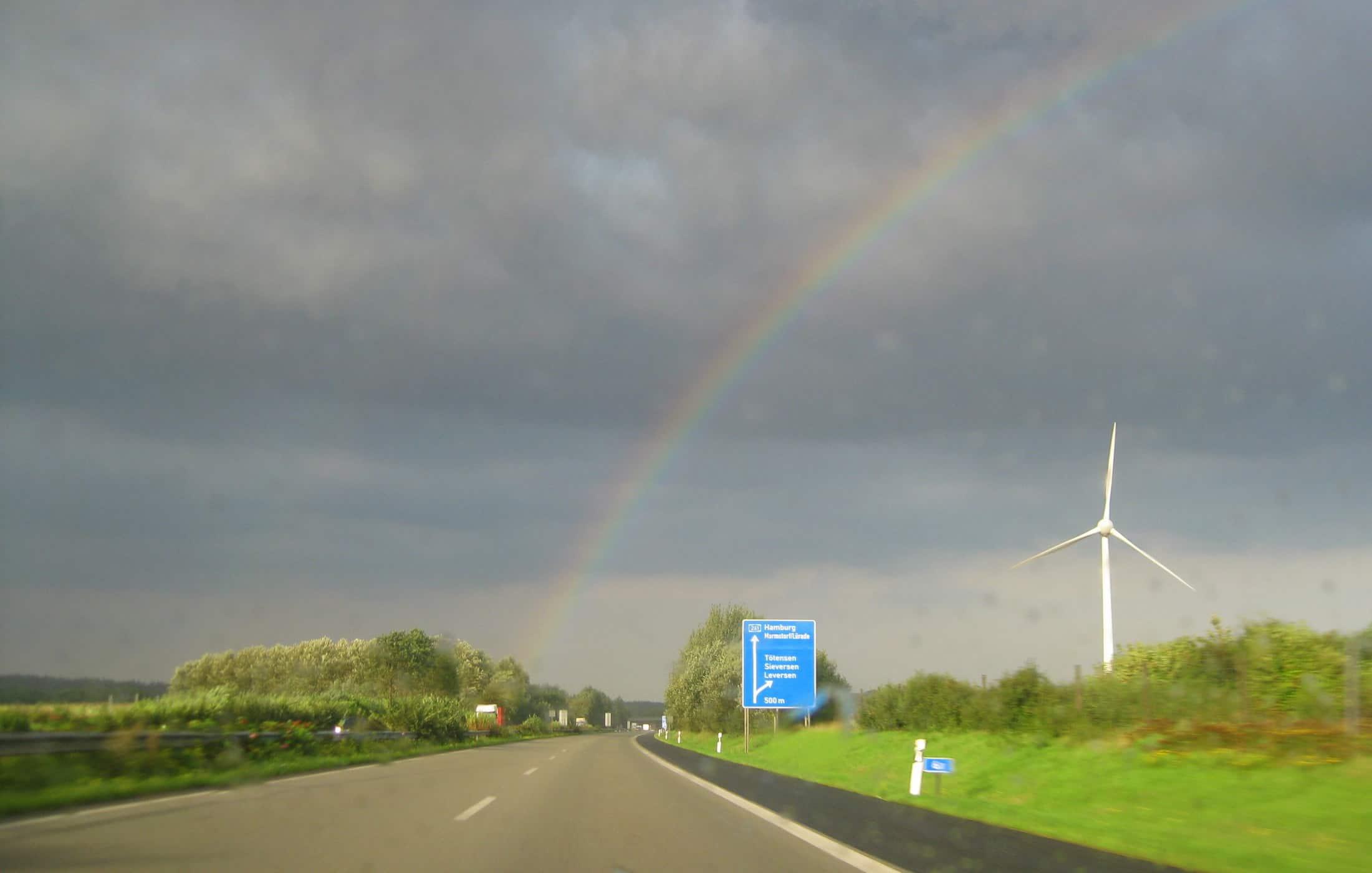 Stuck in Germany Because of Hurricane Irene