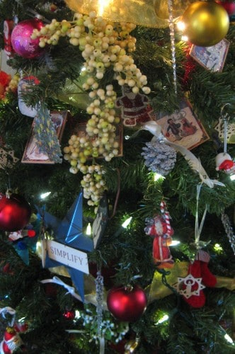 Our german and american christmas decorations - Traditional german christmas tree decorations ...