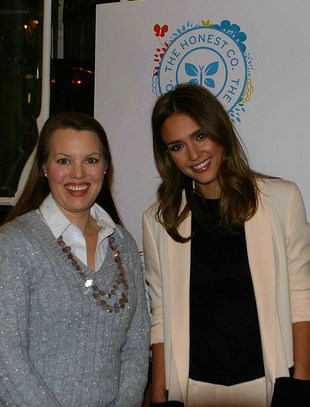 Jessica Alba and The Honest Company Green Non-Toxic Products