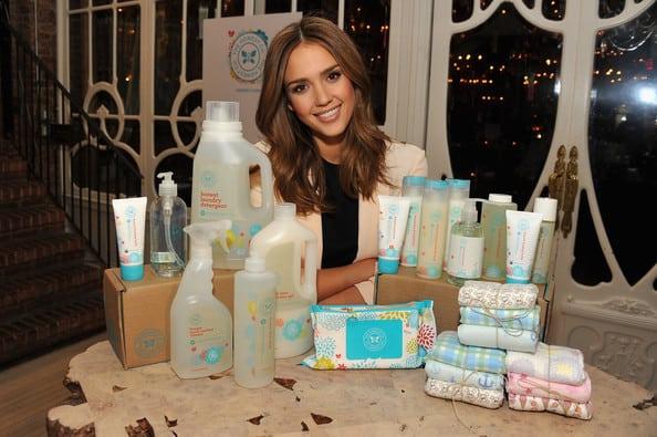 Jessica Alba and The Honest Co., DagmarBleasdale.com