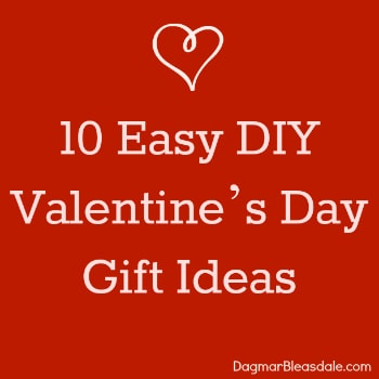 Valentine's Day DIY gift ideas