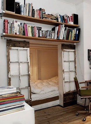 14 Clever Ideas To Store Books DagmarBleasdale.com