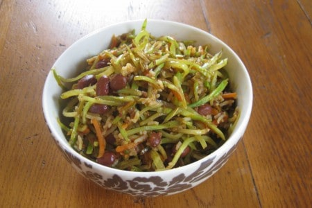 Trader Joe's Organic Broccoli Slaw