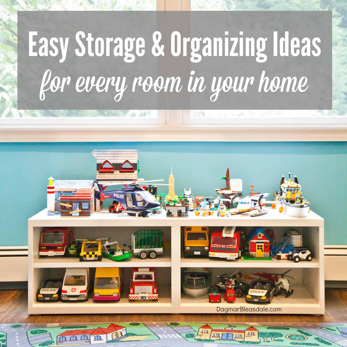 11 Easy Storage and Organizing Ideas for Every Room