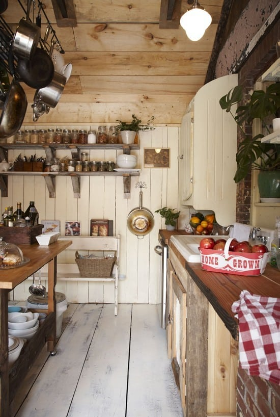 Make And Take Room In A Box Elizabeth Farm: My Dream Home Has A Country Farmhouse Kitchen