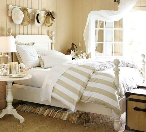 Top 10 Image of White And Beige Bedroom | Milan Conley Journal