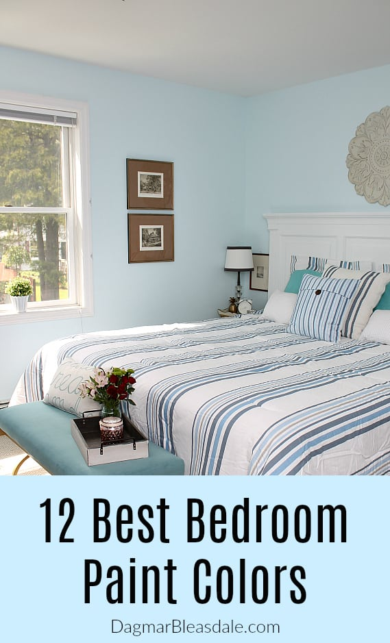 The 12 most stunning and best bedroom paint color ideas - Most popular bedroom paint colors ...
