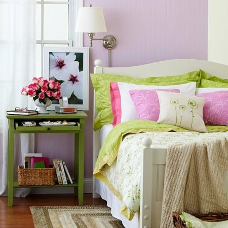 My dream home 12 stunning bedroom paint color ideas - Light purple painted rooms ...