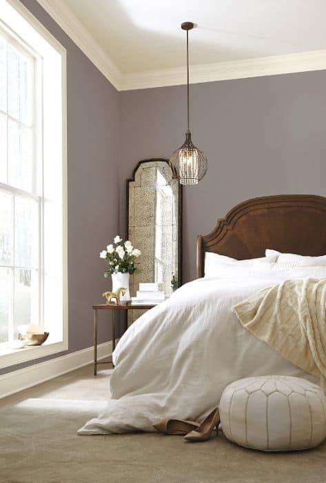 Taube bedroom