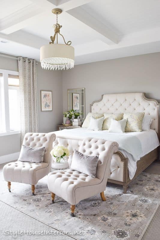 12 Stunning Bedroom Paint Ideas For Your Master Suite: The 12 Most Stunning And Best Bedroom Paint Color Ideas
