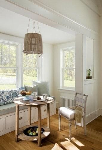 window seat design ideas, DagmarBleasdale.com