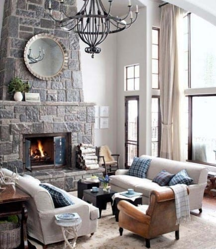 My Dream Home: 7 Cozy Living Room Decorating Ideas