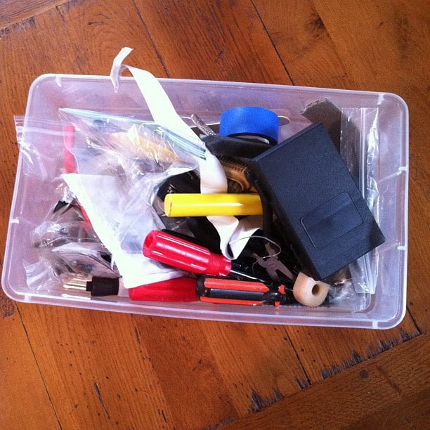 How to Organize You Home's Tool Box in 5 Minutes