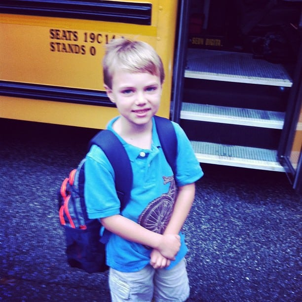 Awesome First Day of First Grade