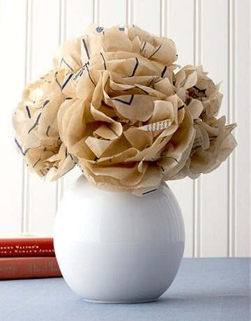 7 Pretty DIY Paper Flowers and Easy Tutorials