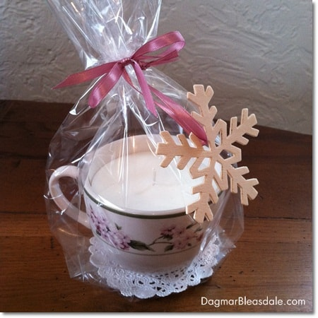 Handmade Soy Candles, DagmarBleasdale.com