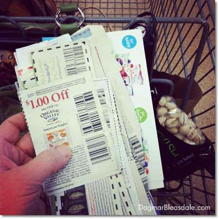 Wordless Wednesday — Extreme Couponing, Organic Style