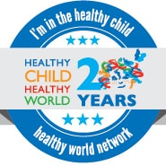 HealthyChild.org Blogger Badge 1