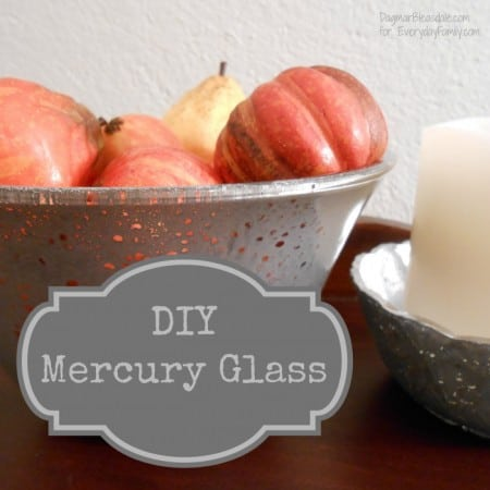 Dagmar's Home: easy DIY project: make your own mercury glass