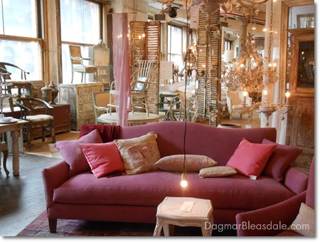 Wordless Wednesday With Linky: ABC Carpet & Home in NYC