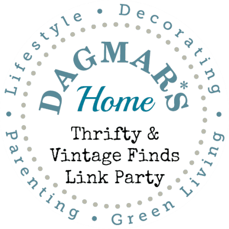 Dagmar's Home Thrifty & Vintage Finds Link Party
