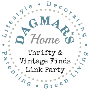 Dagmar's Home Thrifty & Vintage Finds Link Party logo
