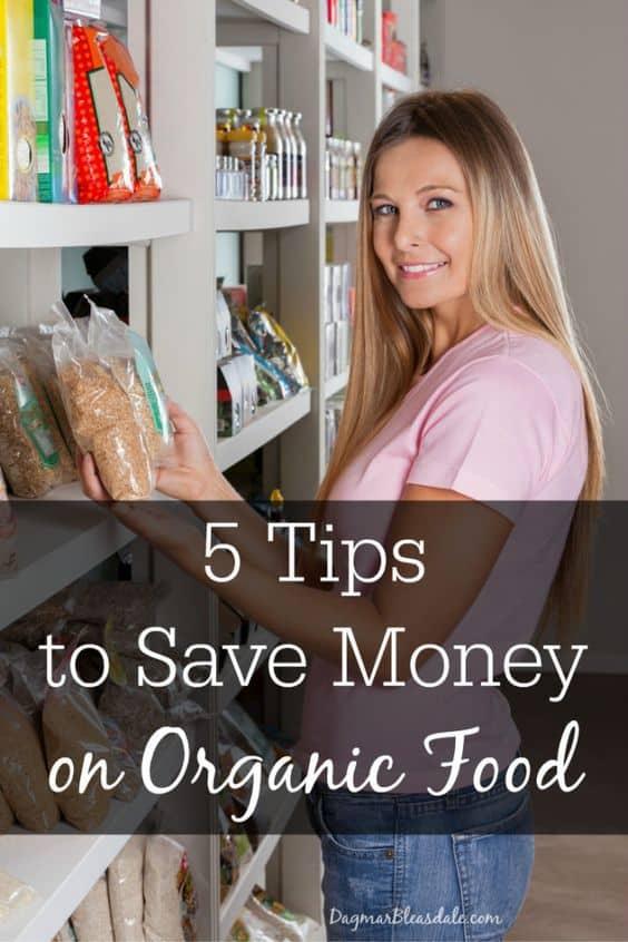 Save Money on Organic Food