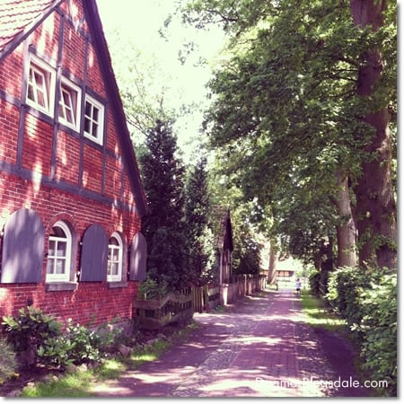 Dagmar's Home: Fischerhude, Germany