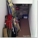 Maximizing Under-The-Stairs Storage at the Blue Cottage