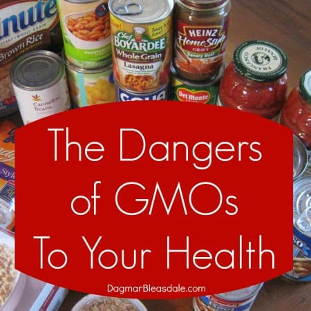 Eating Gene-Manipulated Food, GMOs, DagmarBleasdale.com