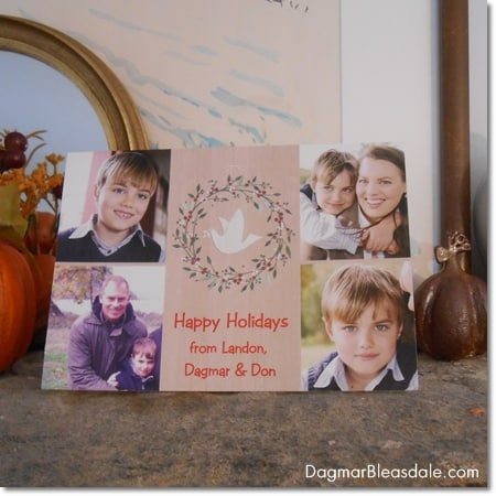 Cardstore Makes It Easy To Send Holiday Cards #TopoftheMantel