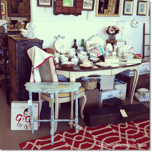 Dagmar's Home Decor: vintage treasures and chalkpaint furniture