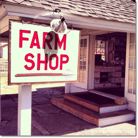 Farmer and the Fish Farm Shop