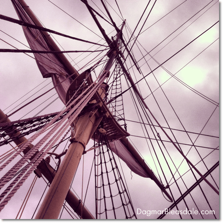 sailboat, Mystic Seaport Museum, CT