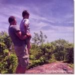 Wordless Wednesday Linky: Turkey Mountain Hike