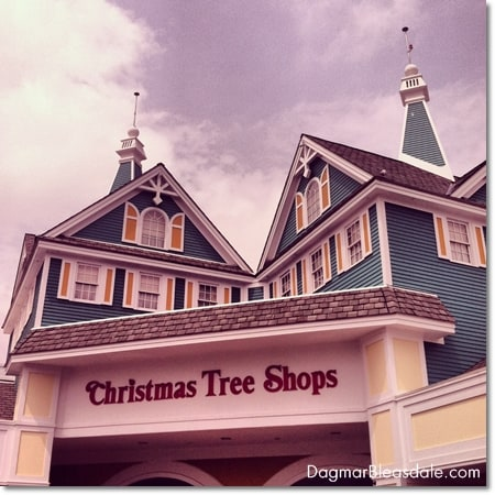 Christmas Tree Shops store