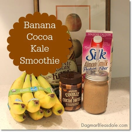 Healthy On-The-Go Snack with Silk Almondmilk Protein+Fiber