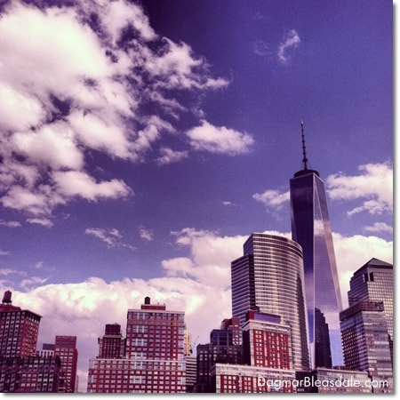 Freedom Tower in Manhattan, New York City