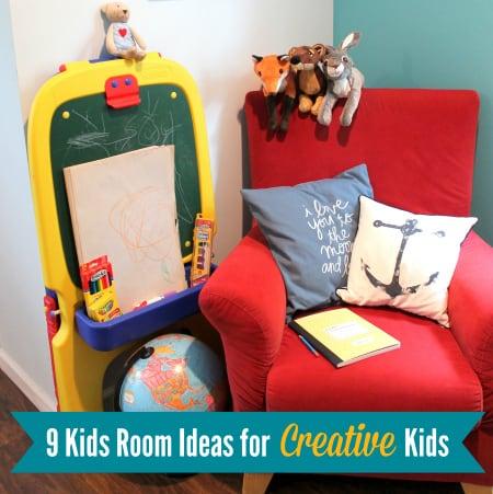 kids room ideas for creative kids