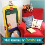 9 Kids Room Ideas for Creative Kids